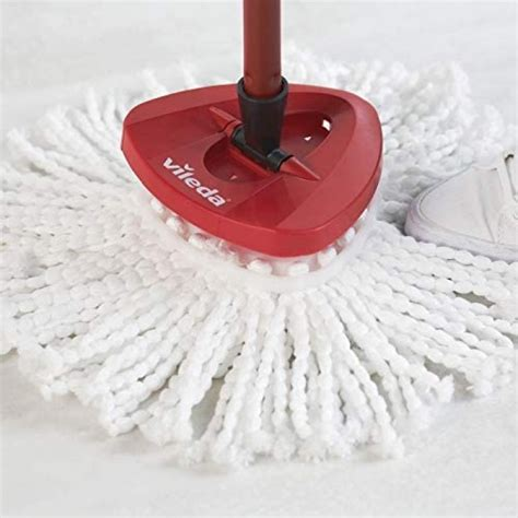 Vileda EasyWring and Clean Turbo Classic Microfibre Mop