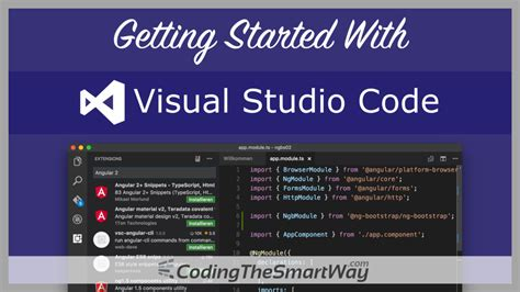 Getting Started With Visual Studio Code