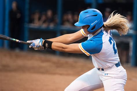 Gallery: UCLA softball advances to the Women's College