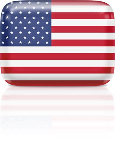 Flag Icons of United States   3D Flags - Animated waving