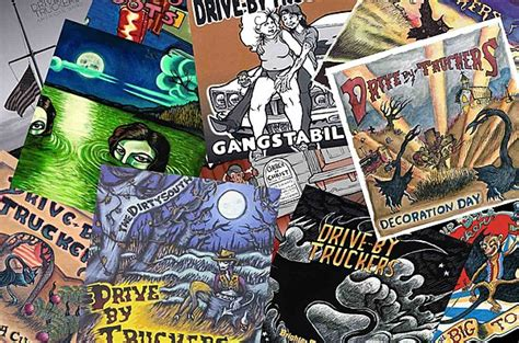 Drive-By Truckers Albums Ranked Worst to Best