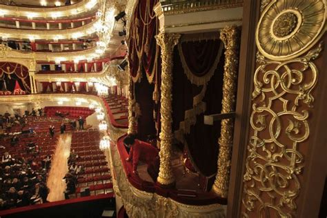 Bolshoi Theater to Reopen After Restoration