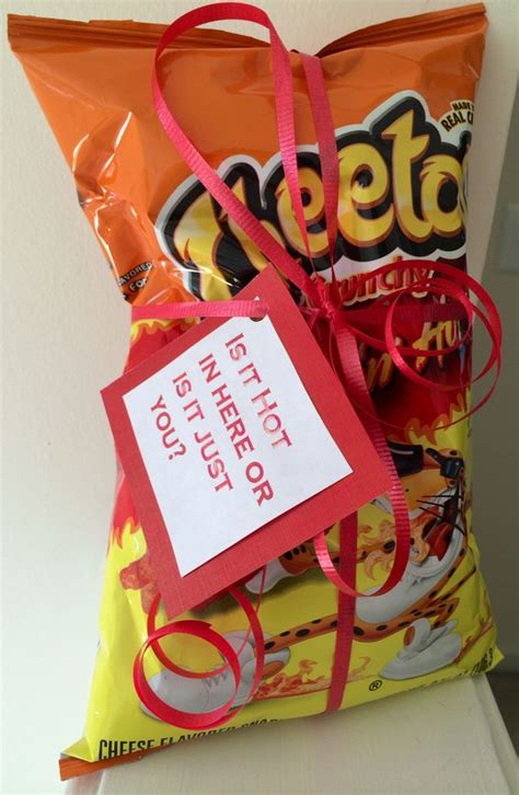 Is it hot in here or is it just you? DIY boyfriend gift