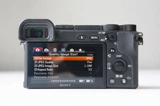 Sony A6400 review: A star of track and field