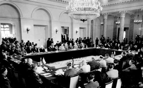 The Warsaw Pact is Signed | History Today