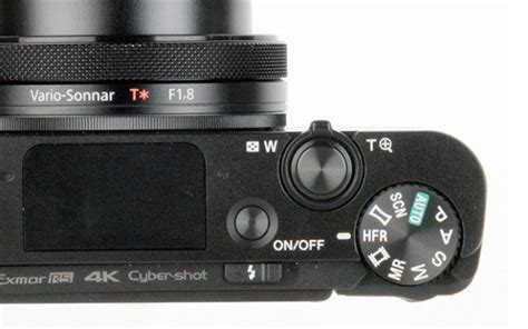 Sony RX100 IV – Lens, Performance and AF Review   Trusted